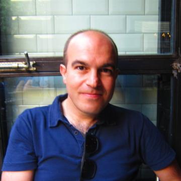 Kenan O, 38, London, United Kingdom
