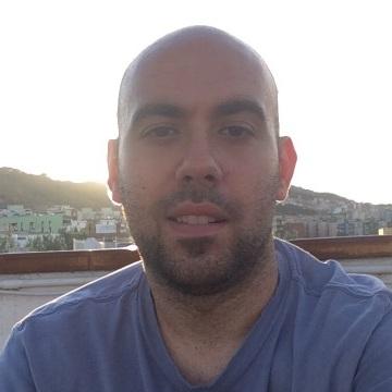Edu Martín, 34, Barcelona, Spain