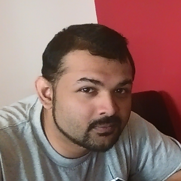 Vignesh Prabhu, 32, Dubai, United Arab Emirates