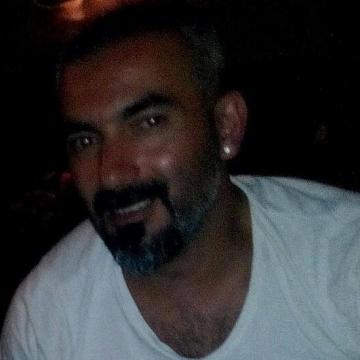 Suat Kabak, 36, Istanbul, Turkey