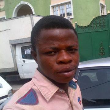 Oyesola Kehinde, 28, Lagos, Nigeria