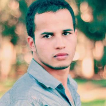 Mojahid Abdelaziz, 23, Rabat, Morocco