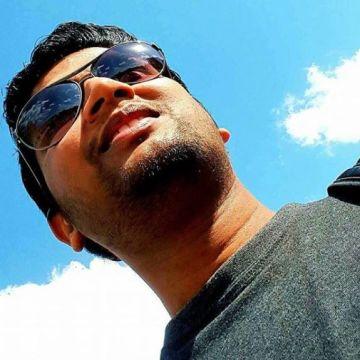 Linto Maliyakal, 28, Dubai, United Arab Emirates