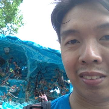 Martin Chouvani, 34, Jakarta, Indonesia