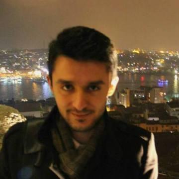 Ferhan  Kalaylı, 28, Istanbul, Turkey
