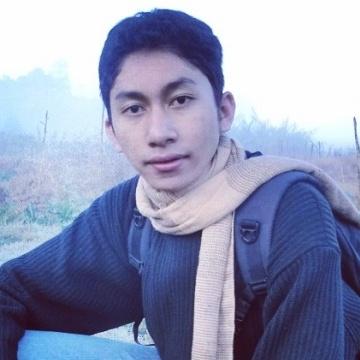 Muhammad Afief, 22, Surabaya, Indonesia