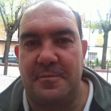 Luis Miguel P, 47, Madrid, Spain
