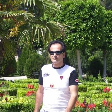 Christos Constantinou, 45, Nicosia, Cyprus