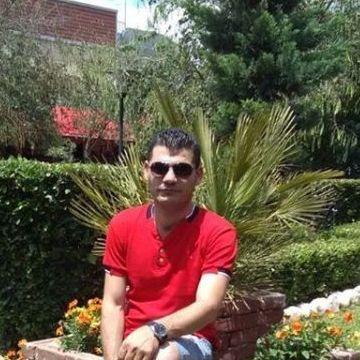 Fikret Alpagut, 33, Istanbul, Turkey