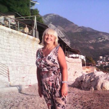 Valentina Glazova, 50, Bar, Montenegro
