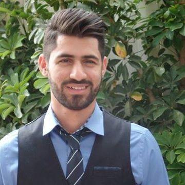 Imad, 25, Istanbul, Turkey
