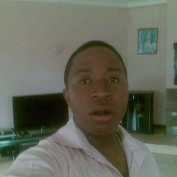 jerry, 28, Harare, Zimbabwe