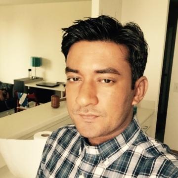 Muhammad Ishaq, 36, San Francisco, United States