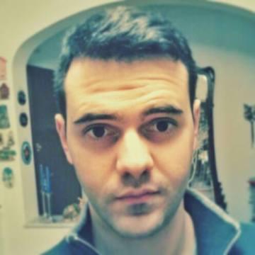 Luca, 30, Genova, Italy
