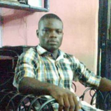 Oyewale Festus, 40, Lagos, Nigeria