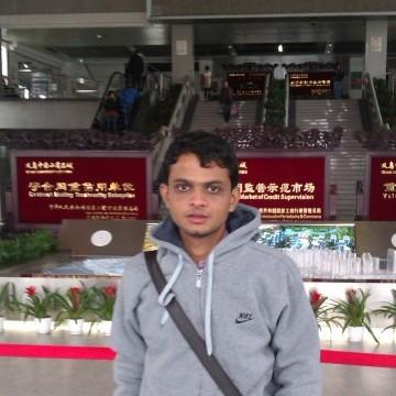 chirag patel, 30, Baroda, India