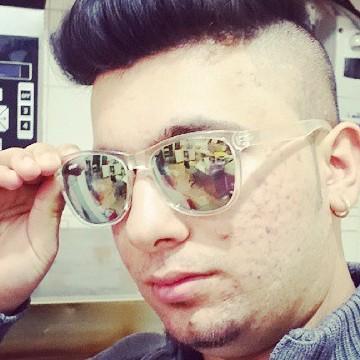 Hassan mex, 21, Viareggio, Italy