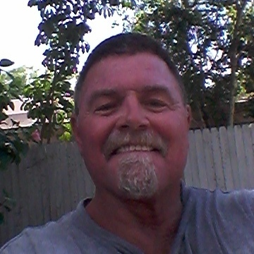 Mike Sweeney, 57, Saint Petersburg, United States