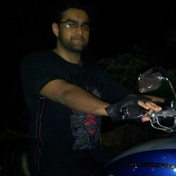 Rahul Radhakrishnan, 28, Dubai, United Arab Emirates