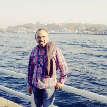 Şeref Karaman, 47, Marmaris, Turkey