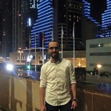 Mahmoud Hussien, 32, Ar Riyad, Saudi Arabia