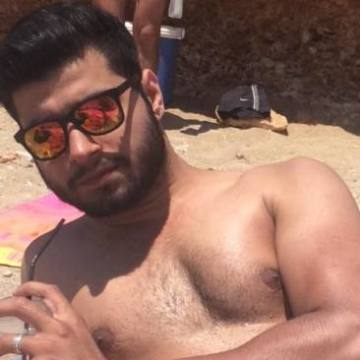Mohammad Bilal, 25, Athens, Greece