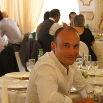 Vincenzo Maiolino, 36, Bologna, Italy