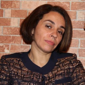 Жанна Тескер, 47, Moscow, Russia