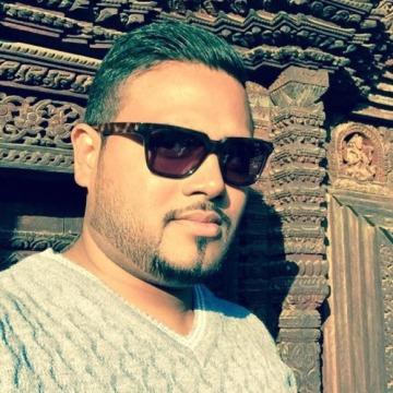 Paul Lenin, 33, Dubai, United Arab Emirates
