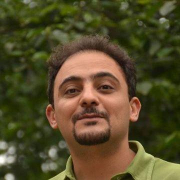Hossein Karimpouri, 38, Eugene, United States