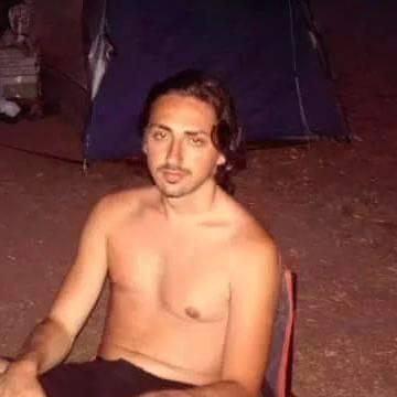 Mario Gildenlöw, 29, Napoli, Italy