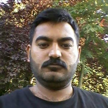 Imran Hussain, 34, Logrono, Spain