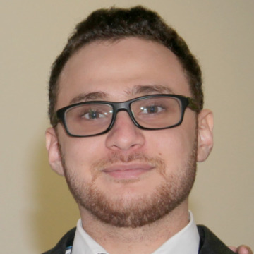 Mohammed Elkhayat, 26, Jeddah, Saudi Arabia