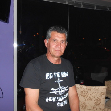 petrit, 61, Volos, Greece