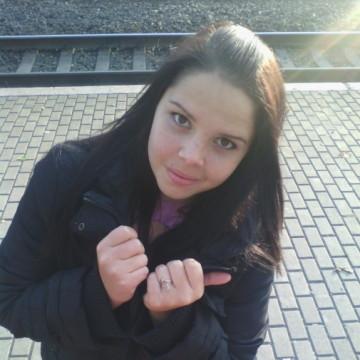 Anastasia Krasova, 22, Donetsk, Ukraine