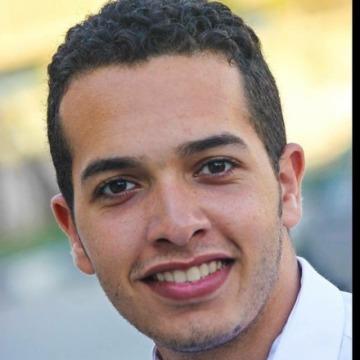 Ali Metwalli, 20, Cairo, Egypt