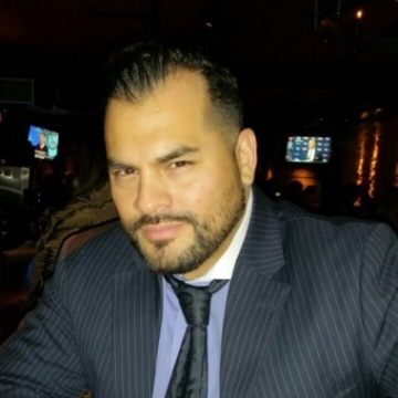 Eddie Juarez, 40, New York, United States
