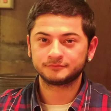 Oğuz, 29, Istanbul, Turkey
