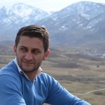 hardy, 29, Sulaimania, Iraq