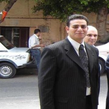 Ahmed Arafa, 41, Hurghada, Egypt