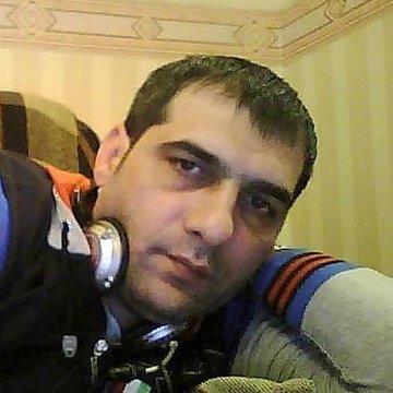 Ilkin Memmedov, 43, Baku, Azerbaijan