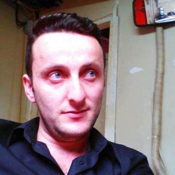 Kerem Akgul, 29, Istanbul, Turkey