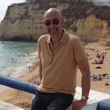 JUAN, 58, Almada, Portugal