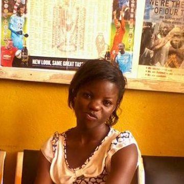 eva nakku, 22, Kampala, Uganda