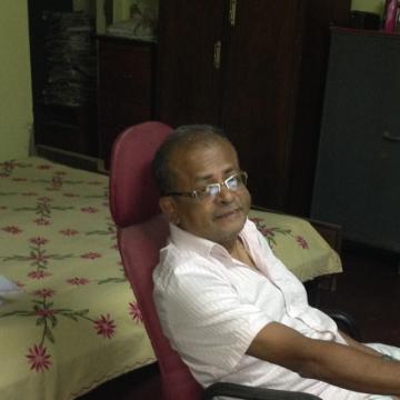 Abhijit Ghosh, 59, Bhubaneswar, India