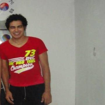 Fredy Orozco Nuñez, 42, Santa Marta, Colombia