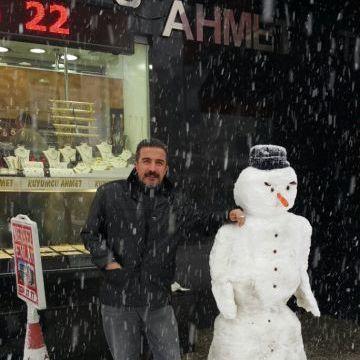 Yılmaz Duru, 47, Istanbul, Turkey