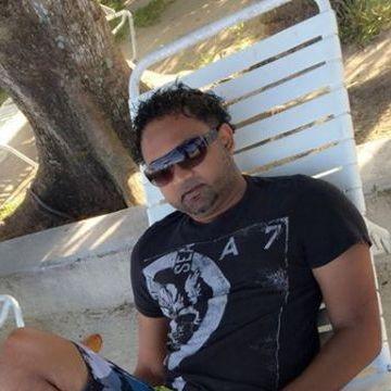 Naeem Hosein, 31, Chaguanas, Trinidad and Tobago