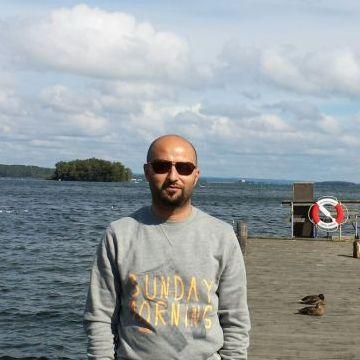 iyad almasri, 36, Orebro, Sweden