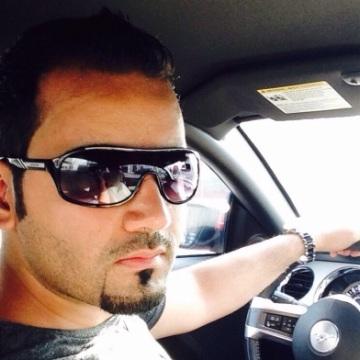 Ali Assani, 31, Abu Dhabi, United Arab Emirates